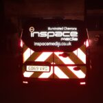 Inspace Media wins UK Fleet Champions Award thanks to illuminated signage technology